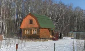Продается дом в 90 км от МКАД по Симферопольскому ш.