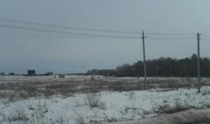 Продается земельный участок  Заокский район поселок Веселево