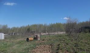 Участок б/о «Металург» в деревне Велегож Заокского района