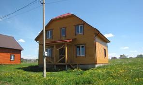 Дом в д. Малахово.