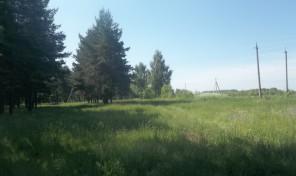 Участок в Пахомово Заокского района Тульской области