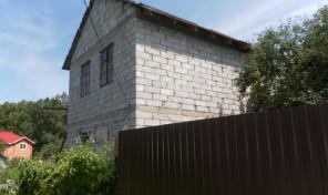 Продается двухэтажный дом в д.Велегож, Заокского района Тульской области