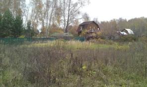 Продается земельный участок в снт Геннерго-2. Заокский район