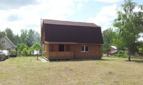 Продается Дом, 110 км от МКАД по Симферопольскому ш., Заокский р-н