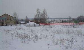 Продается участок в поселке Шульгино От МКАД 140 км.