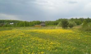 Продается земельный участок 10 соток в садовом товариществе п. Заокский