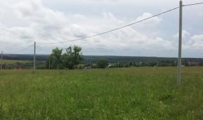 Продается участок в д. Темьянь, Заокского района. Симферопольское шоссе.