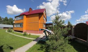 Продается дом в поселке Заокском Тульской области
