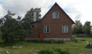 Продается кирпичный дом в д. Яковлево Заокского района Тульской области