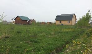 Продается участок в деревне Никоновка