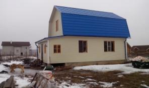 Дом в коттеджном поселке Заречье Вилладж