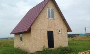 Дом 60 м² на участке 14 сот.