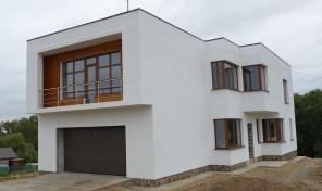 Дом в деревне Новая